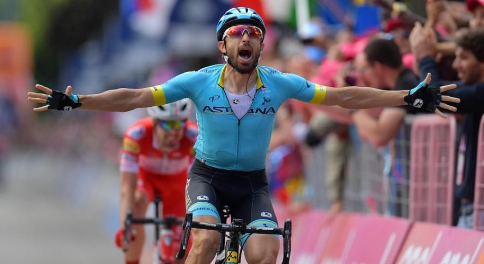 «Джиро д'Италия»: вторая победа гонщиков Astana Pro Team