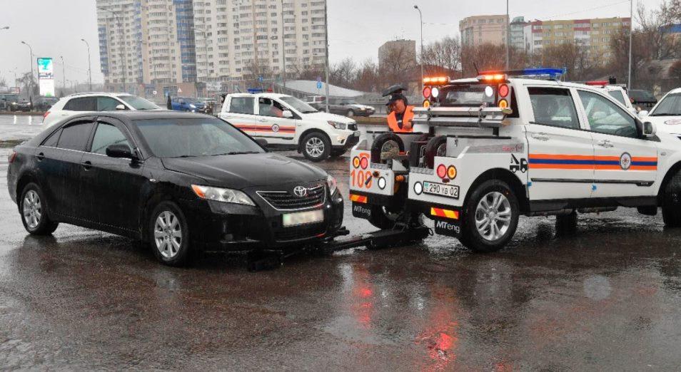 Авто с киргизскими и армянскими номерами будут отправлять на штрафстоянки
