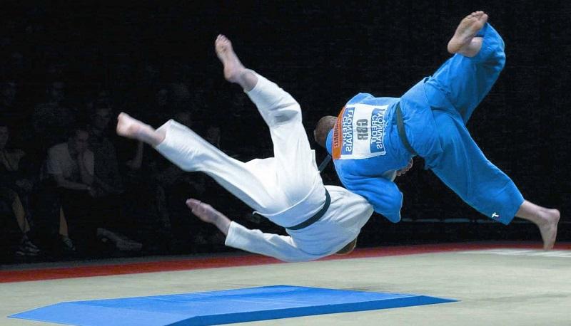 В Нур-Султане проходит Международный турнир по джиу-джитсу