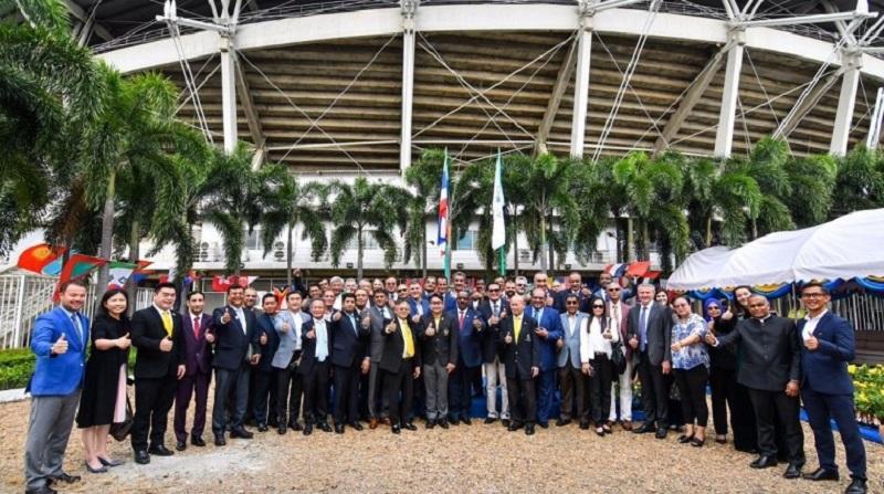 Состоялся 93-й совет Азиатской ассоциации легкой атлетики