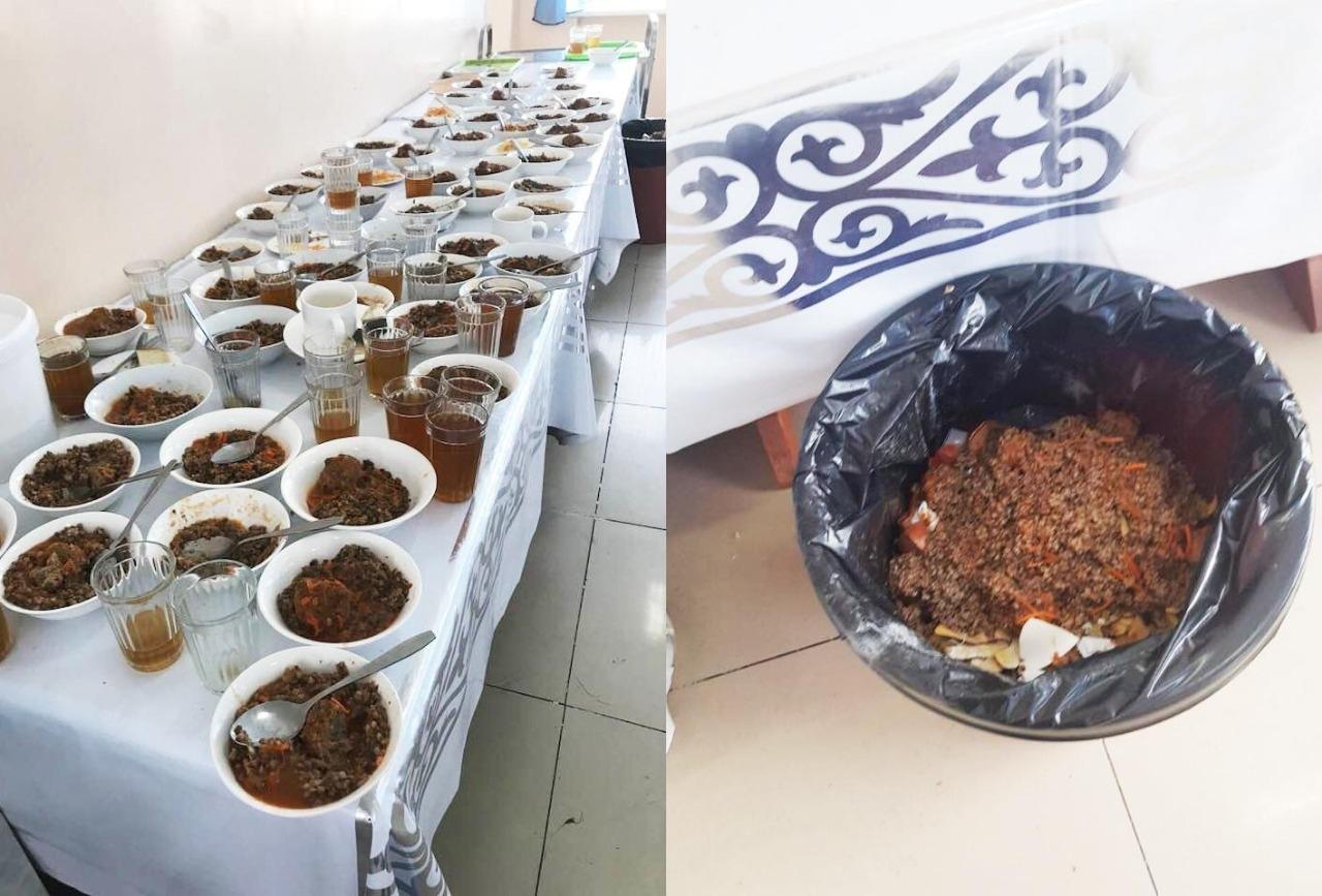 В Астане по инициативе родителей расторгнуты договоры с рядом поставщиков школьного питания
