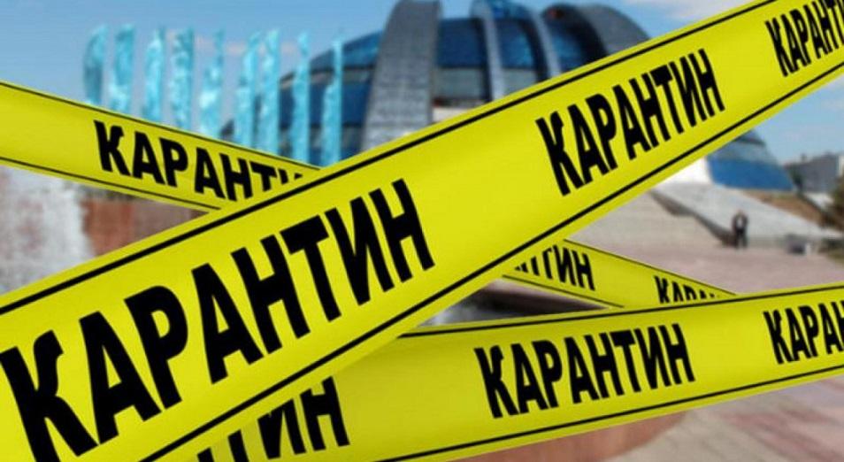 За введение собственных правил карантина аким села ответит в прокуратуре