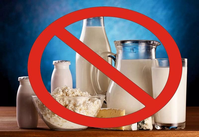 Фальсифицированная импортная молочная продукция изъята в Нур-Султане, Алматы и Актау