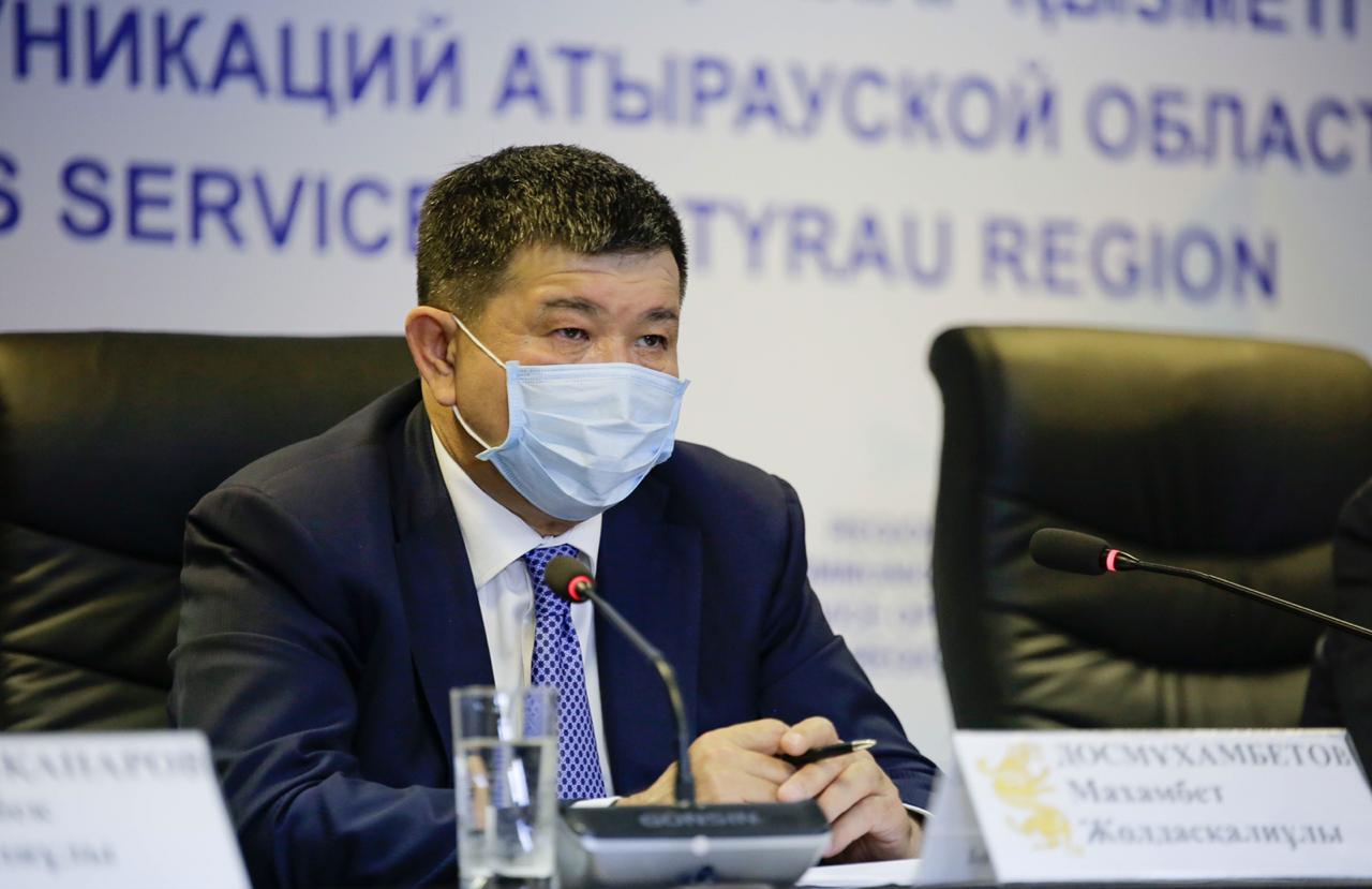 Более 1 млрд тенге потрачено на борьбу с коронавирусом в Атырауской области