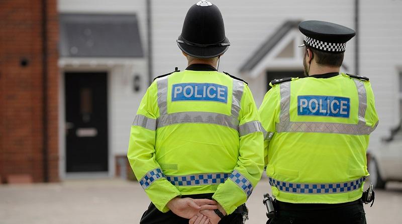 Полиция Британии задержала двух предполагаемых террористов