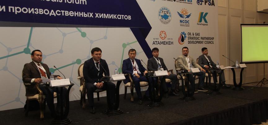 Асылбек Джакиев: «Атамекен» и нефтегазовые операторы РК поддержат местное производство химикатов