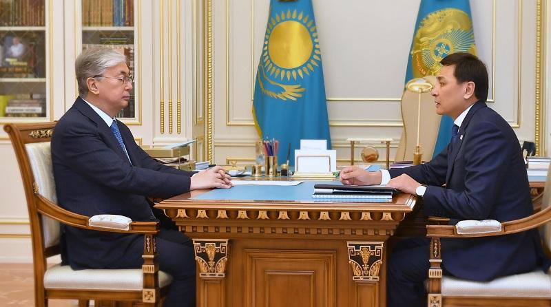 Токаев поручил акиму столицы оперативно решать вопросы занятости и поддержки малообеспеченных семей