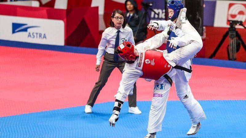 Казахстанка завоевала серебряную медаль на турнире Egypt Open G2