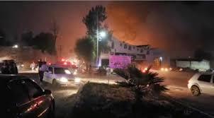 Число жертв взрыва трубопровода в Мексике вновь увеличилось