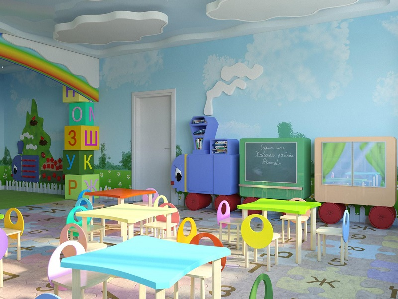 В Казахстане детские сады посещают восемь из 10 дошкольников