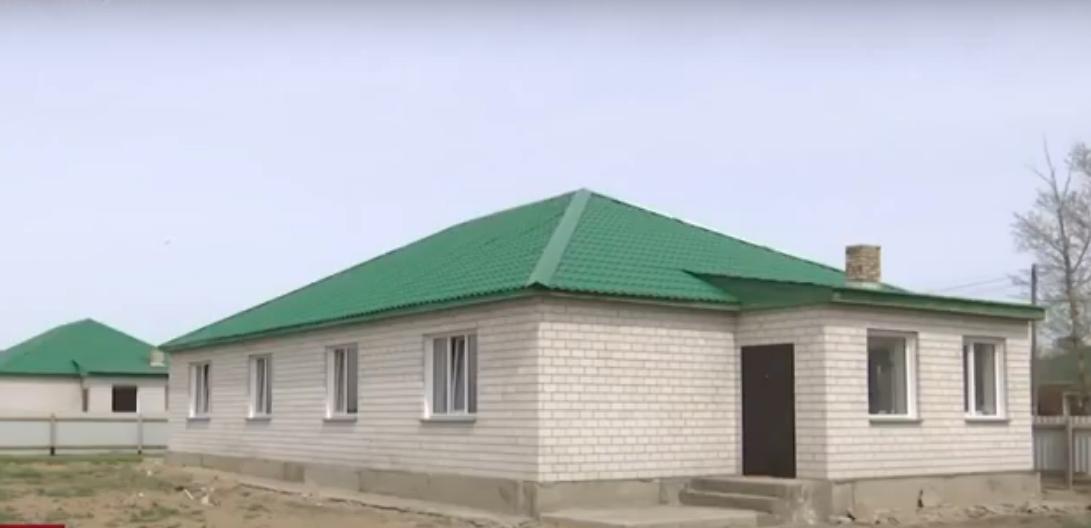 В Павлодарской области потратили миллионы на дома для переселенцев, в которых невозможно жить