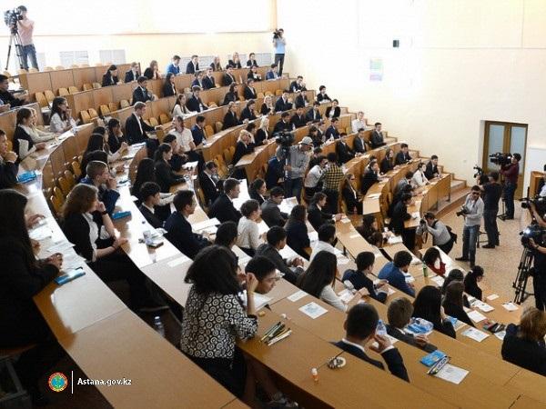 ЕНТ в Нур-Султане пройдет на базе трех университетов