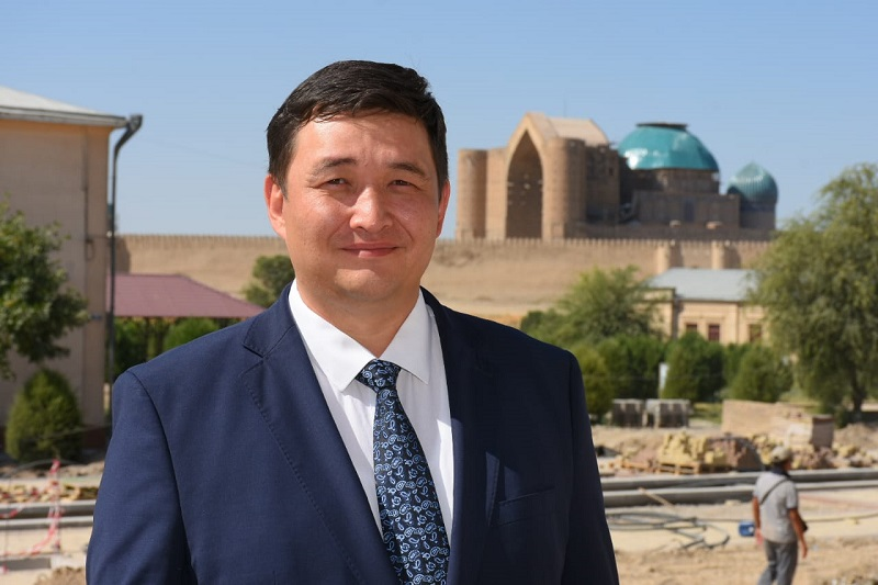 Сакен Калкаманов назначен заместителем акима Туркестанской области