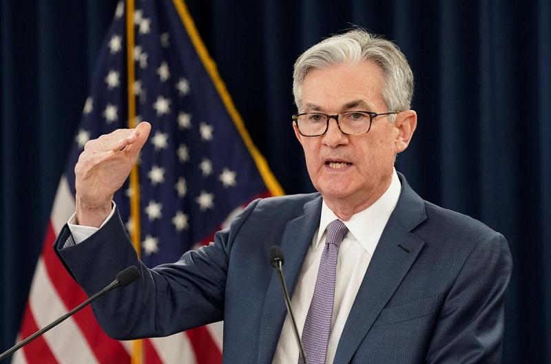 Глава ФРС не исключил падения ВВП США на 20%