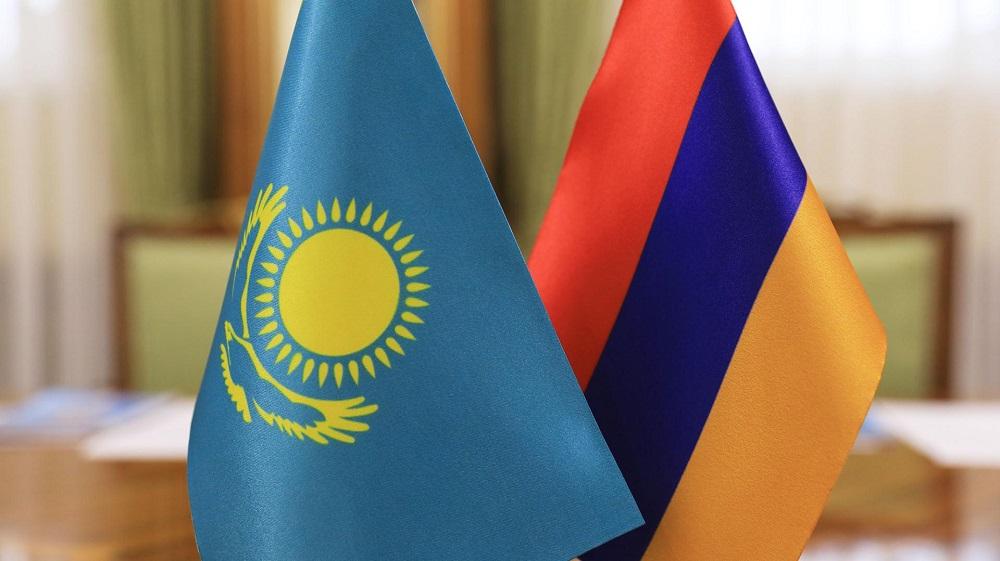 Армения и Казахстан договорились о развитии сотрудничества в сфере нефтепродуктов