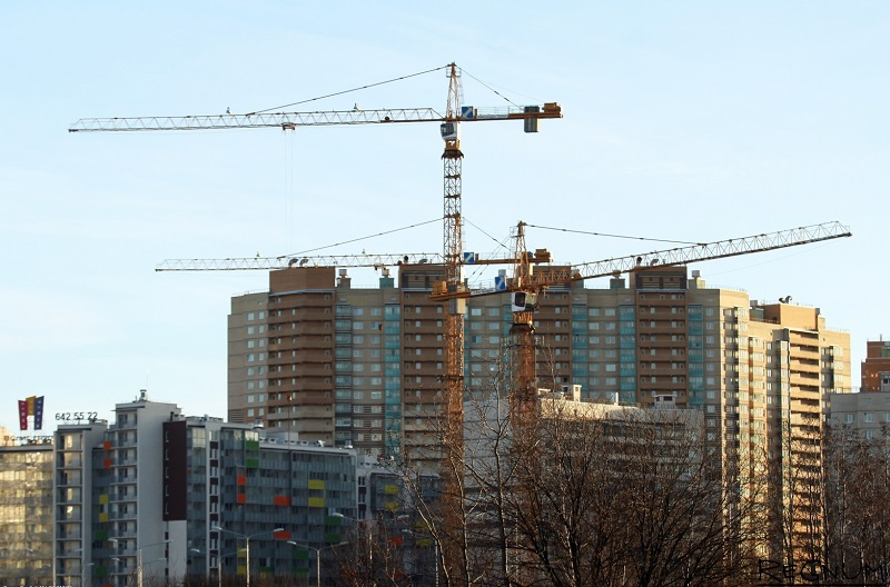 В Казахстане инвестиции в жилищное строительство выросли за год на 18%