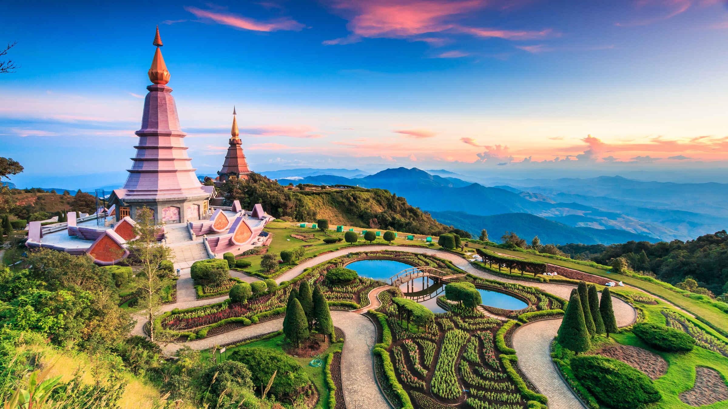 Сколько человек заболели COVID-19 в Таиланде