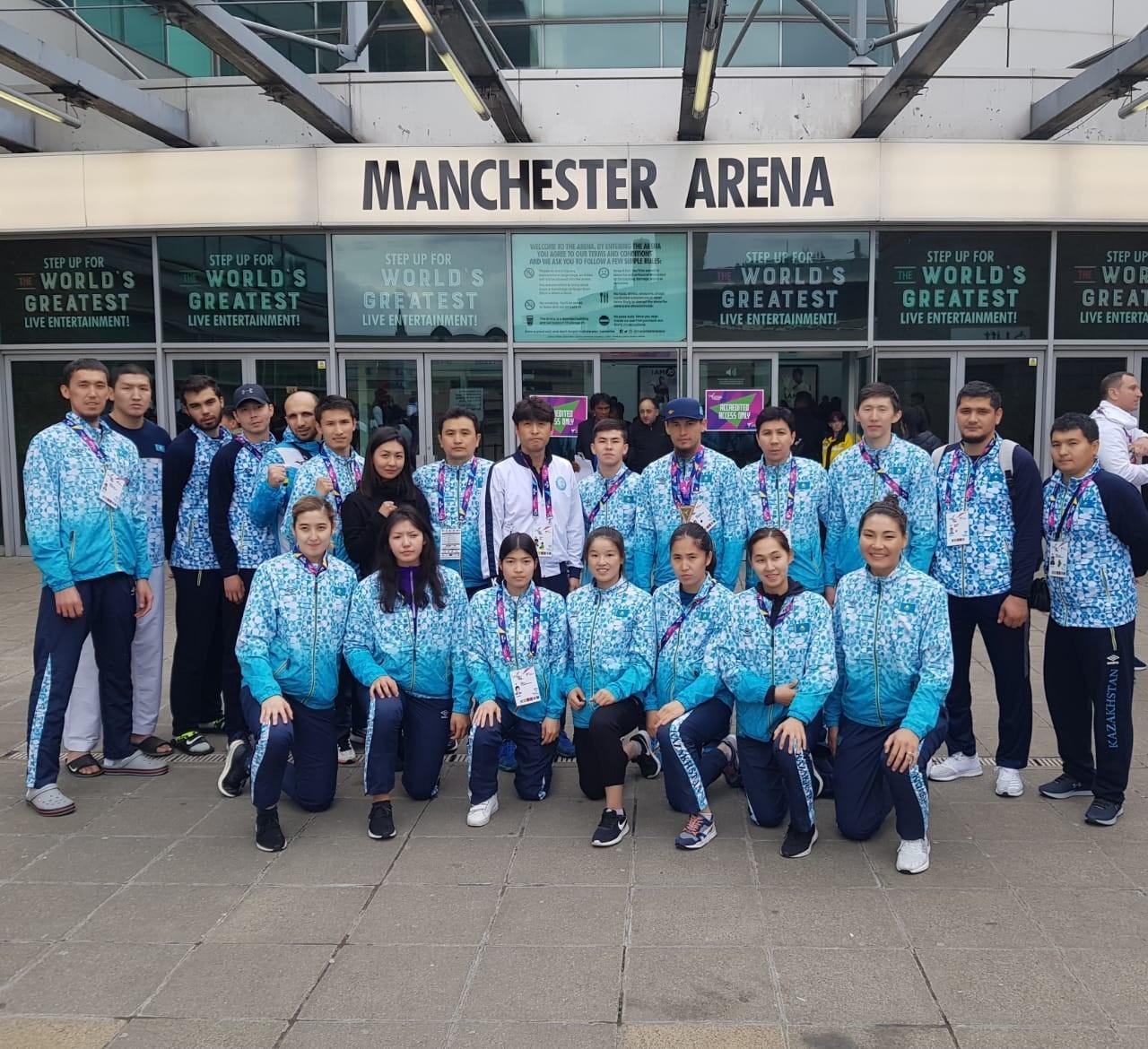 Казахстан завоевал на ЧМ по таеквондо одну медаль