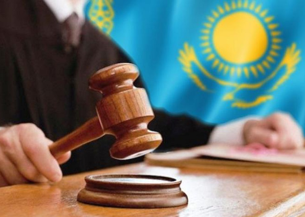 Председателя районного суда Алматы подозревают во взяточничестве
