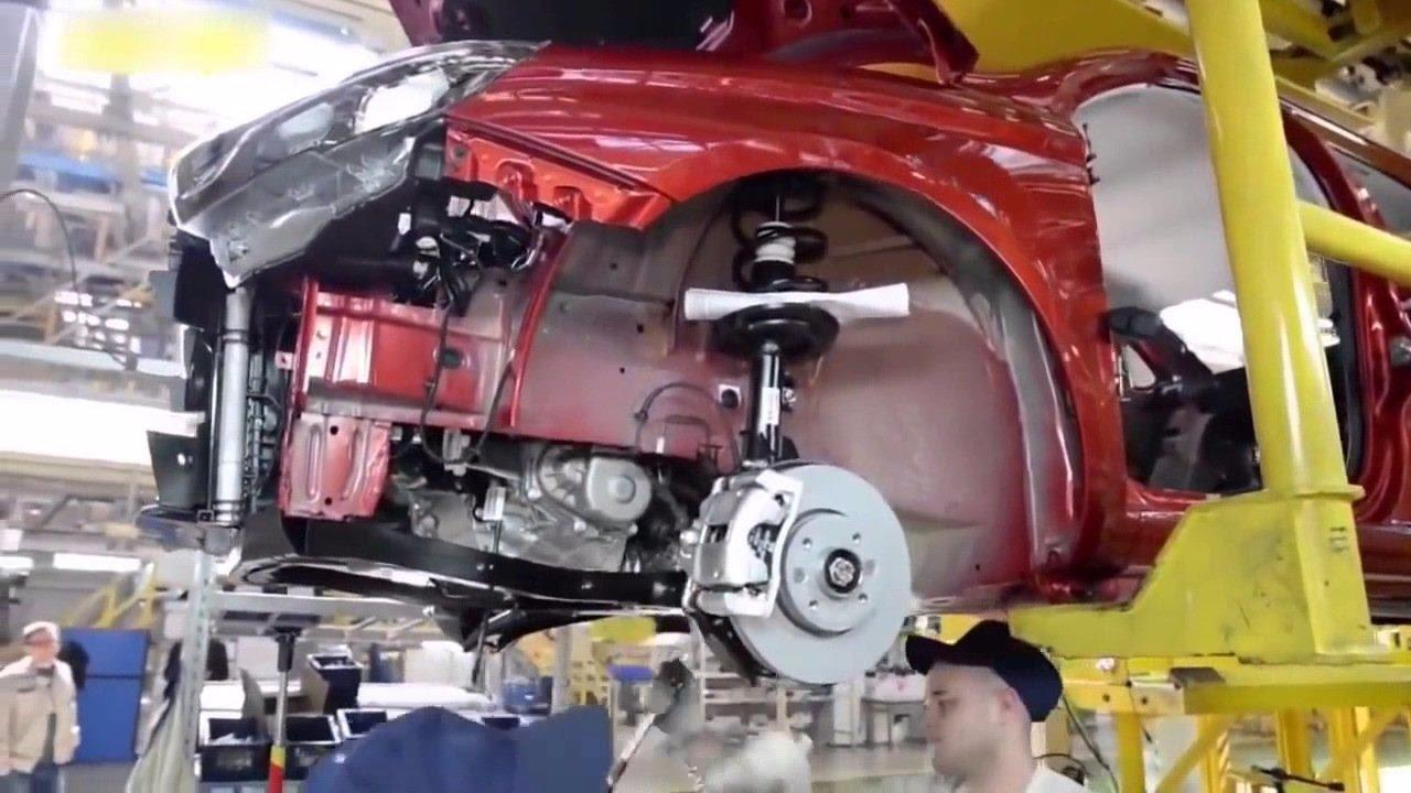 Производство автомобилей в Казахстане планируют увеличить в два раза