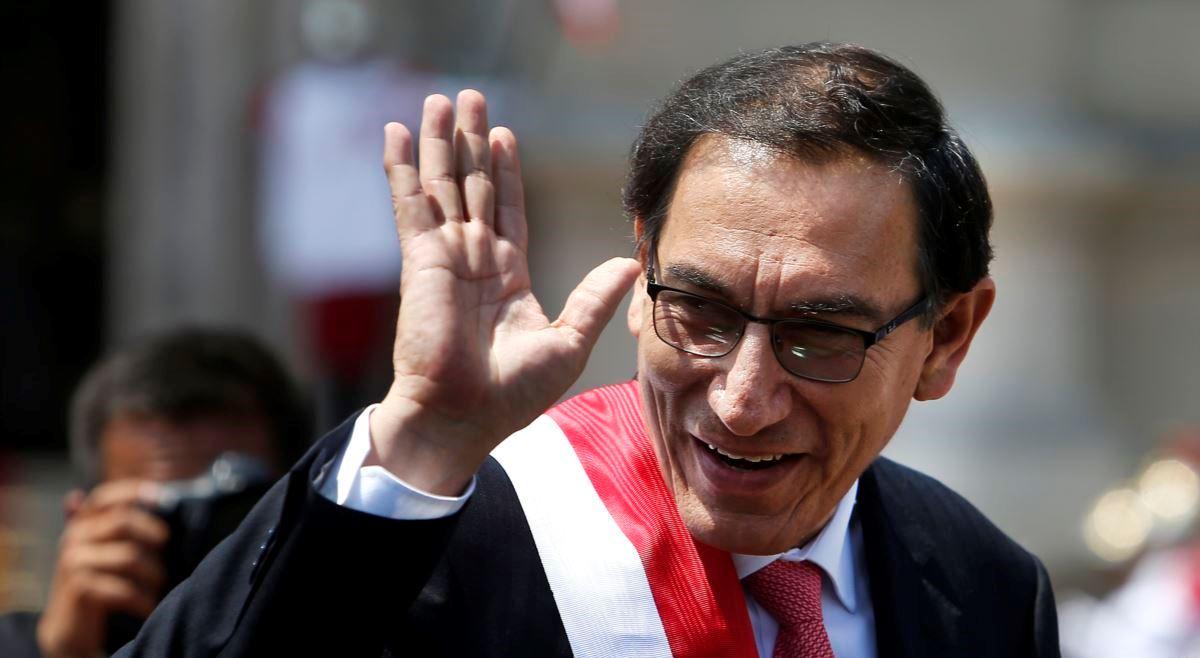 Глава парламента Перу объявил об отстранении президента