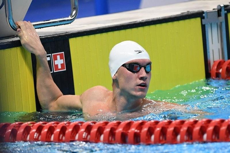 Champions Swim Series: Дмитрий Баландин завоевал бронзу