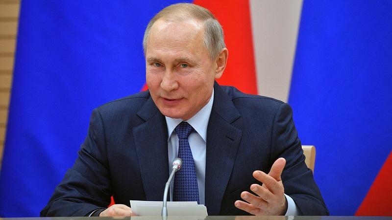 Путин заявил о необходимости ограничить количество президентских сроков