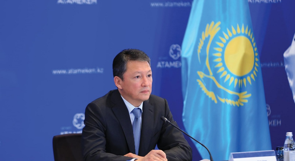 Тимур Кулибаев поздравил казахстанцев с Днем Первого Президента