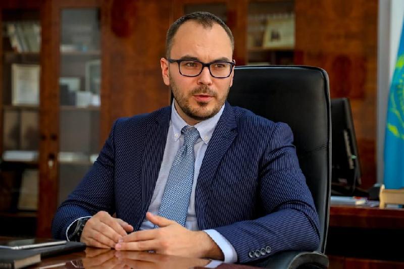 Назначен заместитель директора Института стратегических инициатив партии «Нұр Отан»