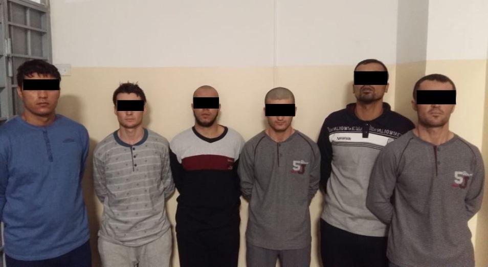 В Алматы задержана группа иностранцев, готовивших по заданию ДАИШ теракты