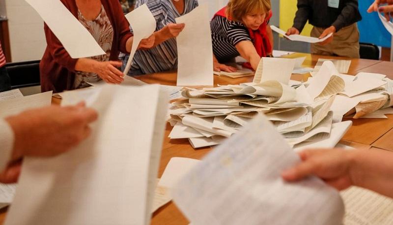 На Украине обработано 90,89% протоколов выборов в парламент