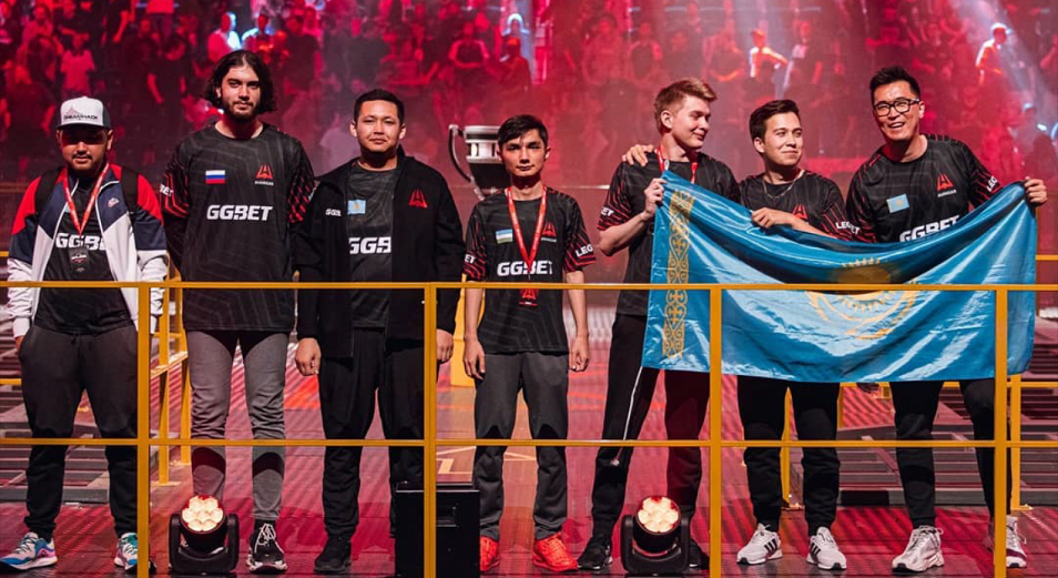 Казахстанцы из AVANGAR вышли в полуфинал ЧМ в Берлине