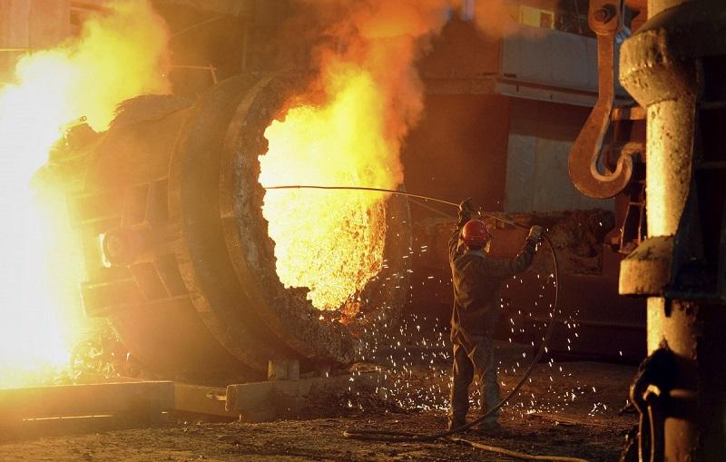 Промпроизводство в Казахстане выросло на 3,5% в январе-октябре