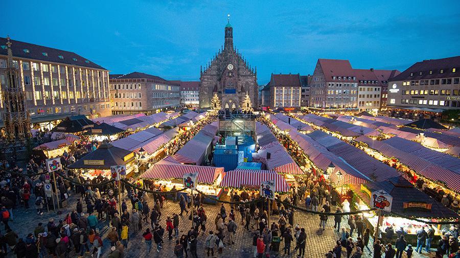 В Европе отменяют традиционные рождественские ярмарки из-за коронавируса