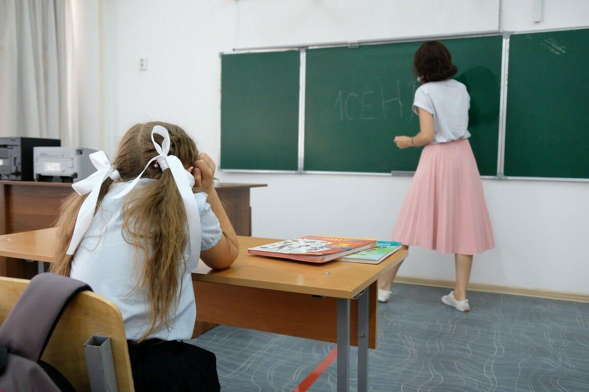 Сколько в Казахстане получают учителя