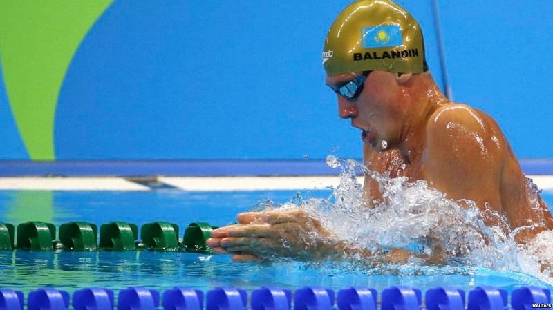 Чемпионат по плаванию: Дмитрий Баландин завоевал серебро