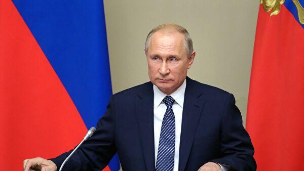 Путин: Түркия-Сирия шекарасына жақын лагерлерде ТМД елдерінен шыққан мыңдаған содыр бар