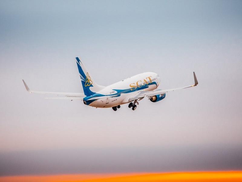 SCAT меняет маршруты на авиарейсах в Саудовскую Аравию и Шарм-Эль-Шейх после крушения самолета МАУ