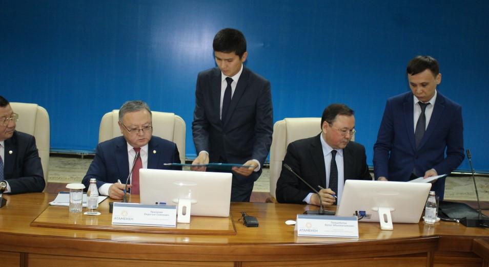 Как бизнес-омбудсмен и аким Актюбинской области планировали поддержку предпринимателей