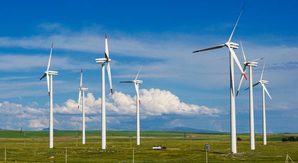 Доля ВИЭ в общем объеме производства электроэнергии в Казахстане – 1,3%