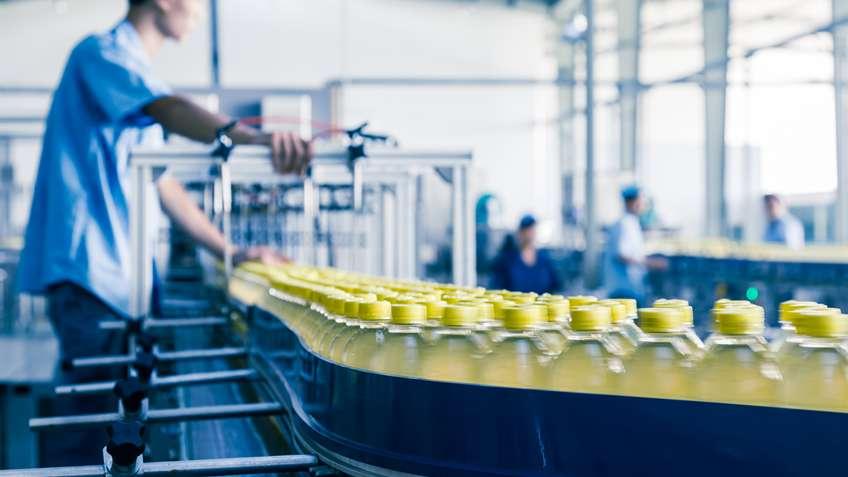В Казахстане увеличилось производство продуктов питания на 19,4%