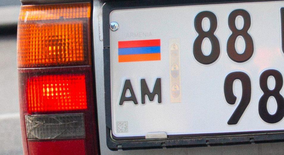 С 1 февраля начнется регистрация авто, ввезенных из ЕАЭС