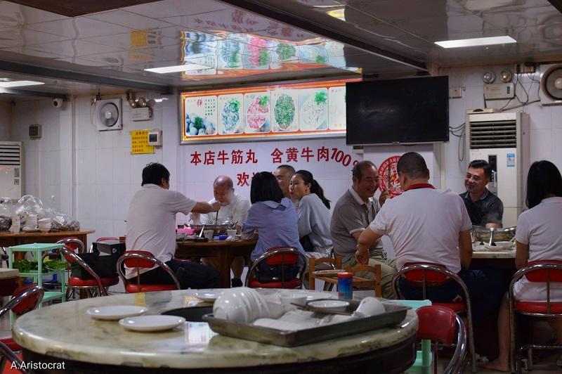 Более 80% китайцев не расточительны в отношении еды – опрос