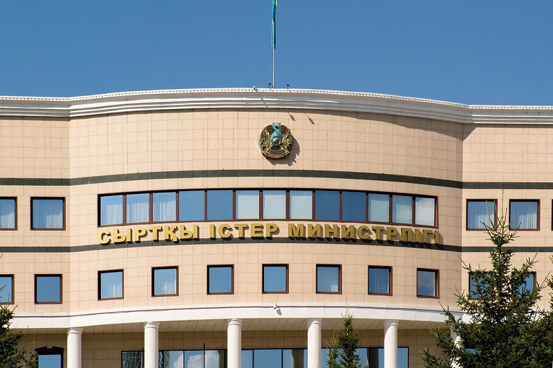 Глава МИД Польши поблагодарил казахстанского коллегу за помощь в возвращении на родину 19 польских граждан