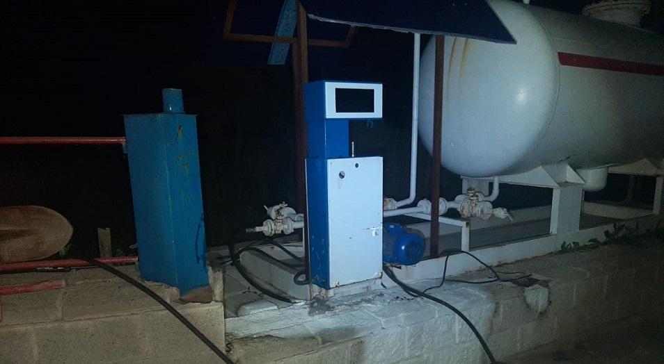 Время дилетантов III: жильцов шести домов эвакуировали из-за утечки газа на АЗС