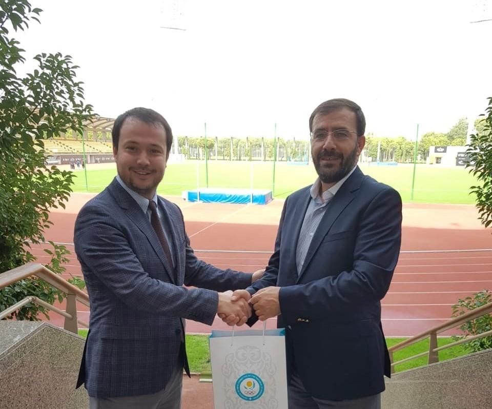 Меморандум о сотрудничестве подписали федерации лёгкой атлетики Казахстана и Турции