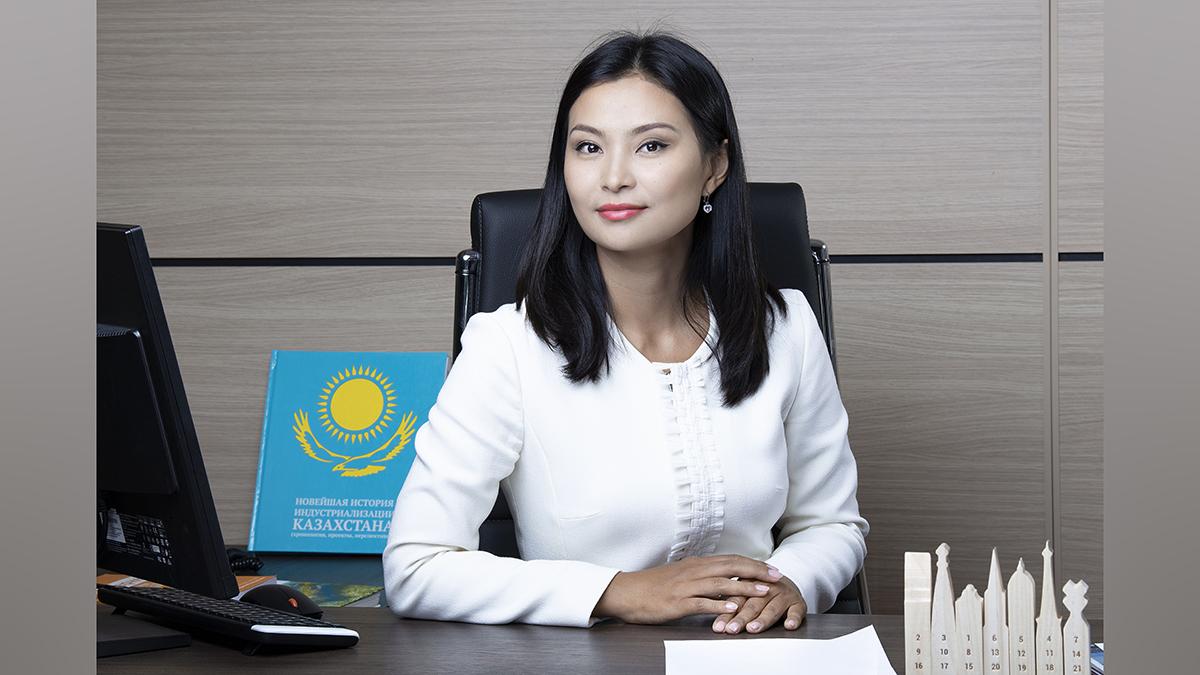 Асель Жанасова назначена вице-министром торговли и интеграции РК