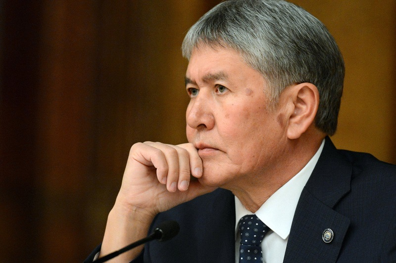 В чем обвиняют экс-президента Кыргызстана  Алмазбека Атамбаева