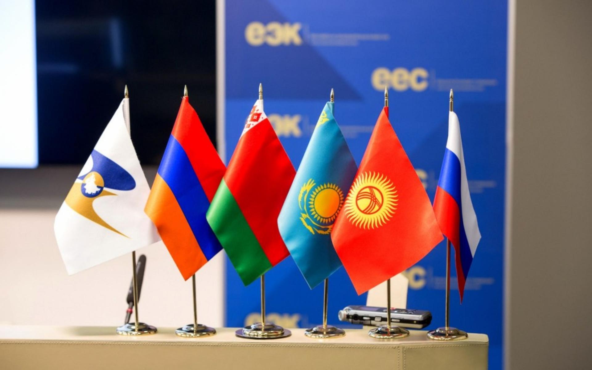 Снизилась взаимная торговля Казахстана со странами ЕАЭС