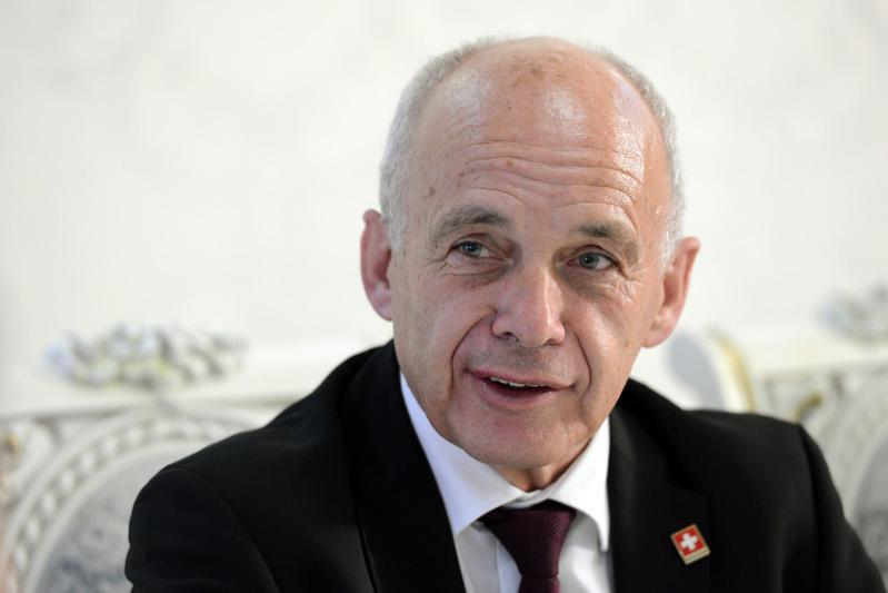 Президента Швейцарии пригласили посетить Казахстан